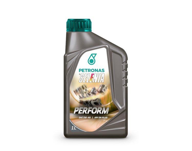 Petronas Selenia está de cara nova