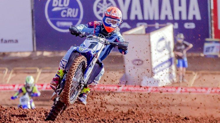 Yamaha perto de conquistar os principais títulos do BRMX 2019