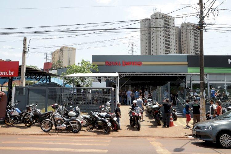Royal Enfield chega a Ribeirão Preto