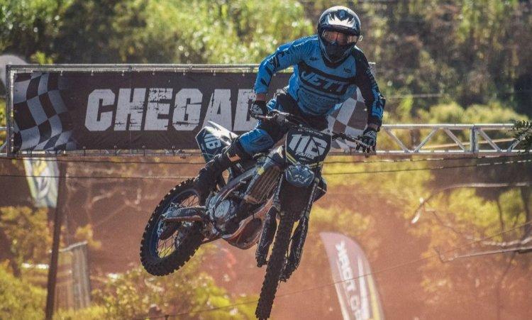 Pro Tork Paranaense de Motocross define primeiros campeões de 2019