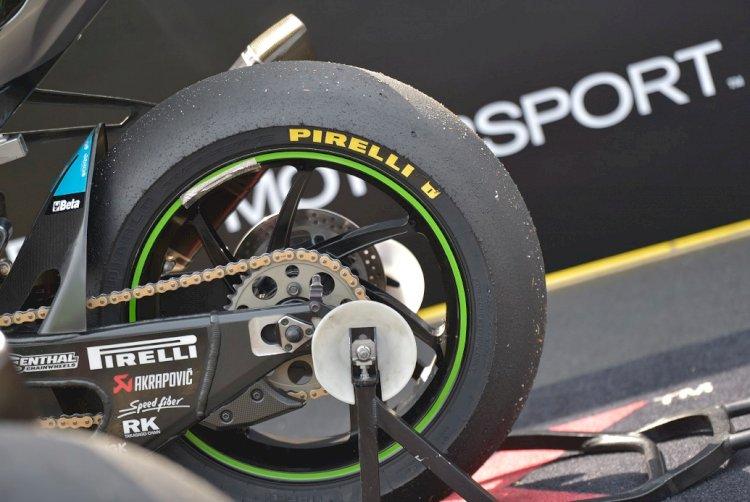 Pirelli fecha com Mundial de Superbike até 2023