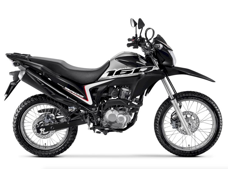 Honda apresenta NXR 160 Bros 2020