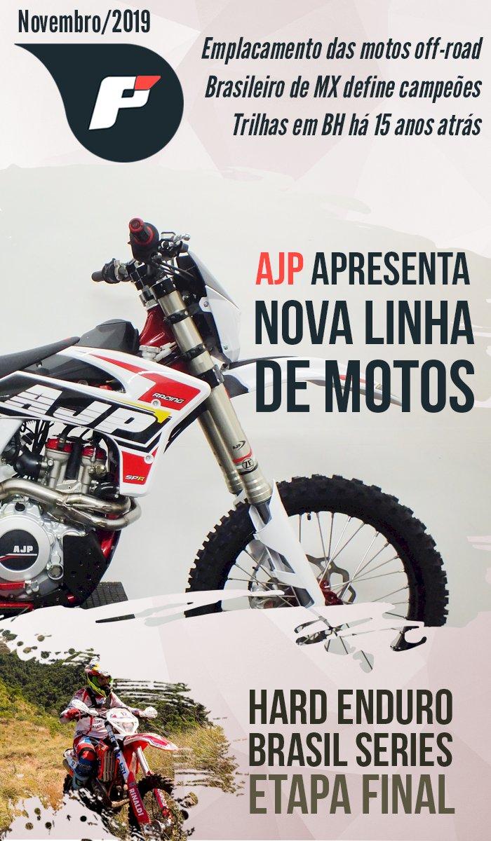 Pró Moto Off Road - Edição de Novembro