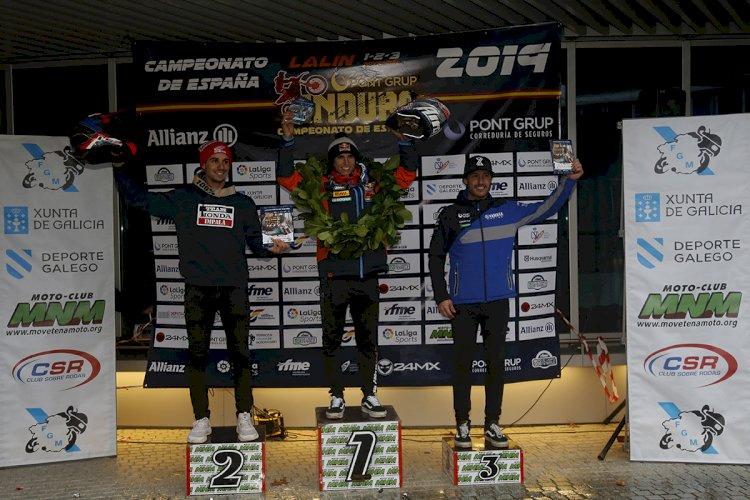 Josep Garcia é campeão espanhol de Enduro