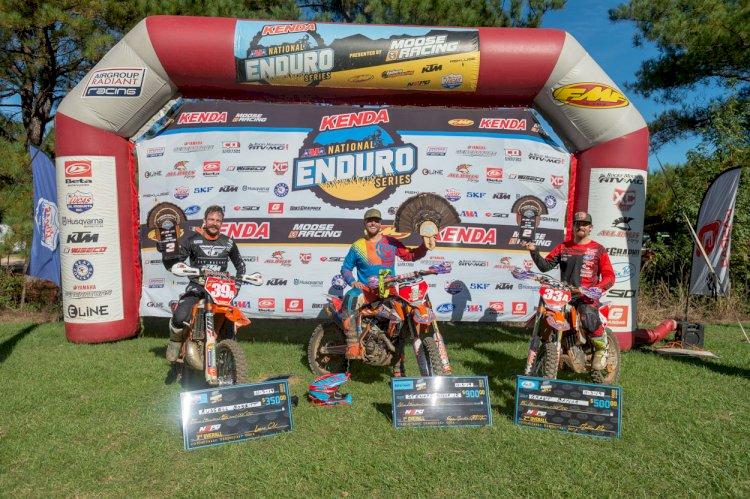 Stewart Baylor fica com o título do AMA Enduro
