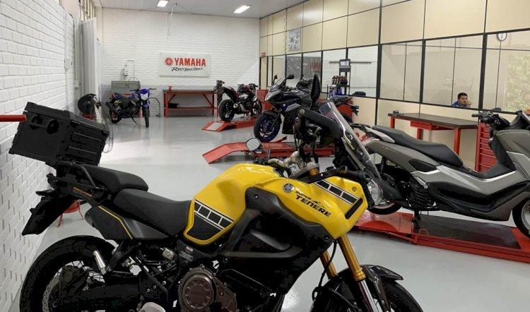 Yamaha inaugura 1º centro de treinamento em MG