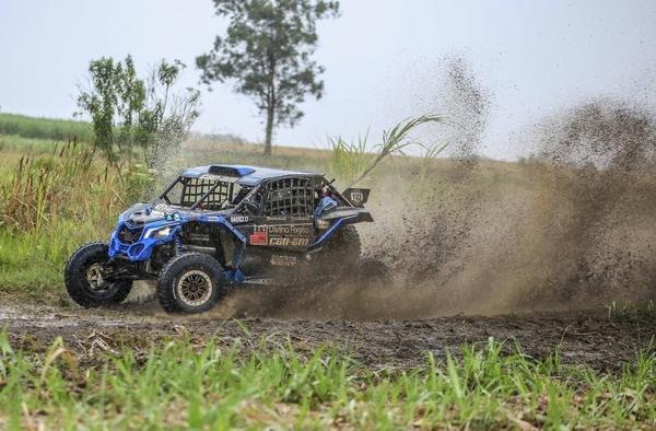 Chuva e lama na final do Rally Rota Sudeste