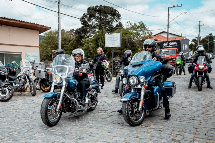 Bike Fest em Urubici reuniu mais de 2.700 motos
