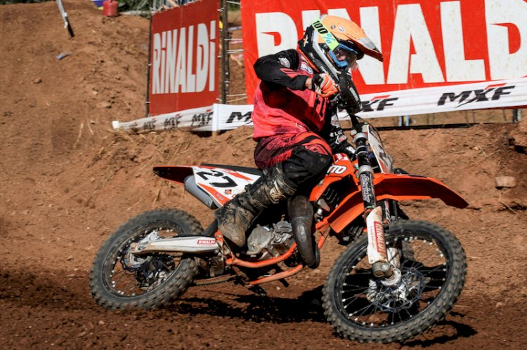 Team Rinaldi comemora título no Goiano de Motocross