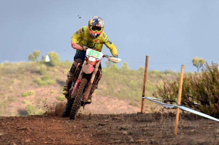 Terceiro dia do International Six Days Enduro