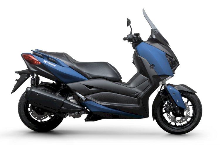 Yamaha lança XMAX ABS