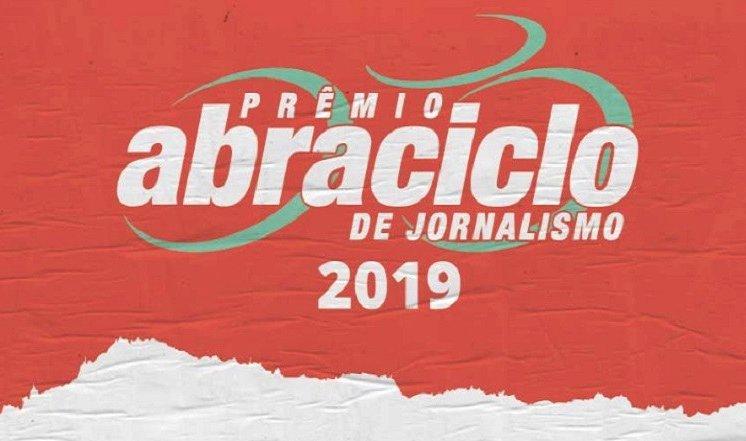 Abraciclo divulga os vencedores do Prêmio de Jornalismo 2019