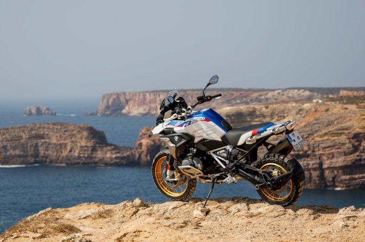 BMW Motorrad oferece condições especiais
