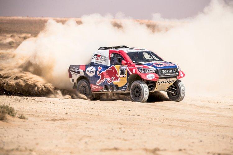 Dakar 2020 na Arábia Saudita