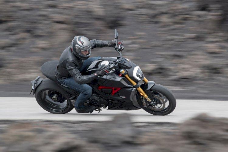 Ducati apresenta a nova Diavel 1260 S