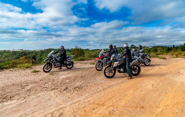 BMW Rider Experience divulga agenda em dezembro