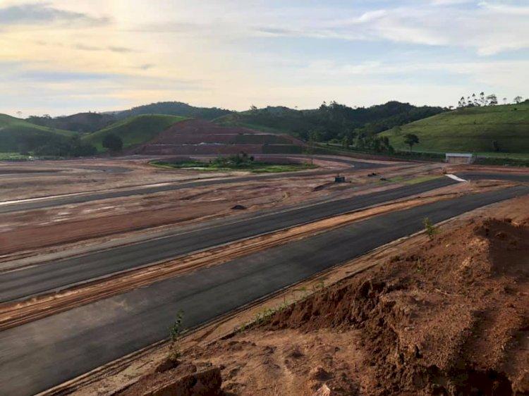Autódromo na Zona da Mata Mineira toma forma