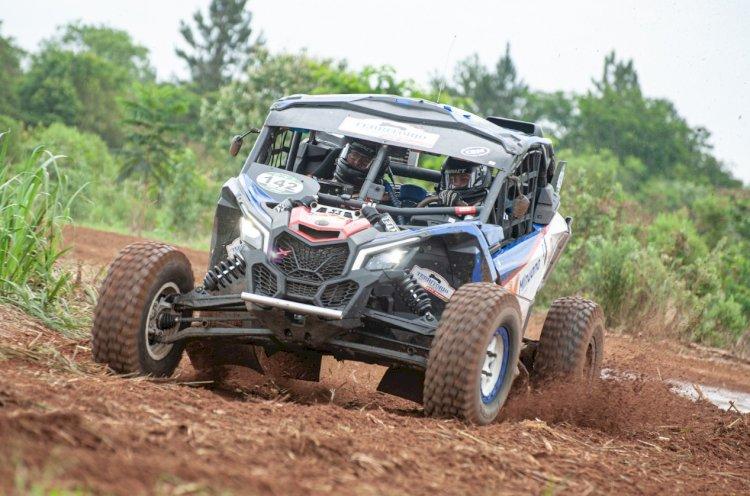 Aos 15 anos, Bruno Luppi é Vice-Campeão Brasileiro de Rally Baja