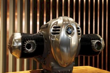 "BMW Motorrad apresenta novo motor ""Big Boxer"" do conceito R18"