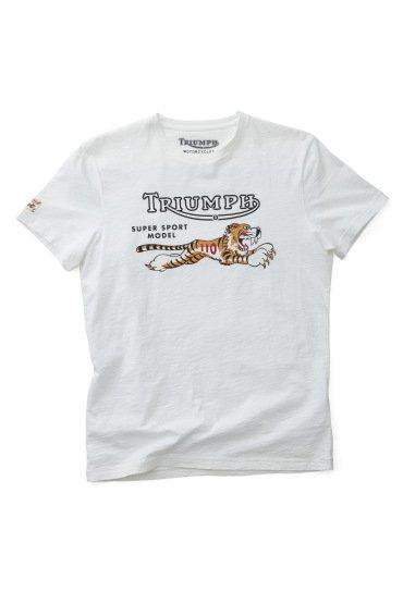 """Triumph lança nova coleção de roupas """"Tiger 110"""""""