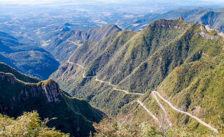 As estradas mais bonitas do Brasil