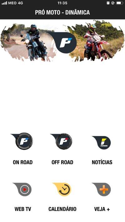 Baixe o APP Pró Moto