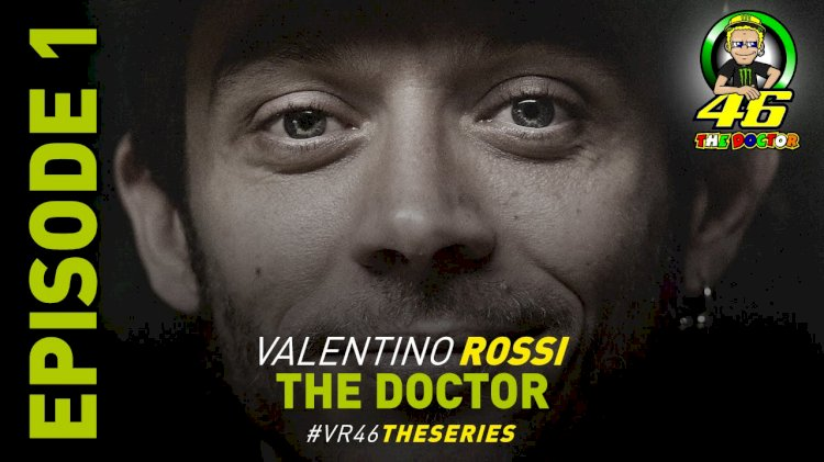 Vídeo série sobre Valentino Rossi