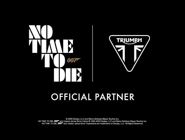 Triumph e James Bond: uma parceria empolgante