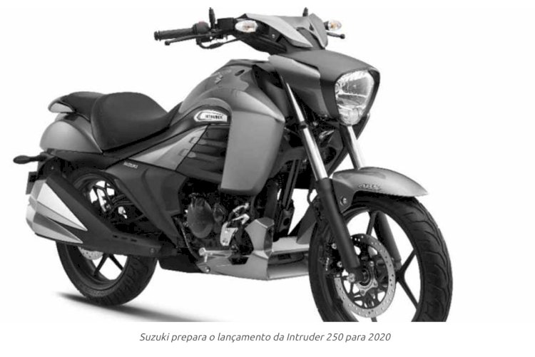 Suzuki prepara lançamento
