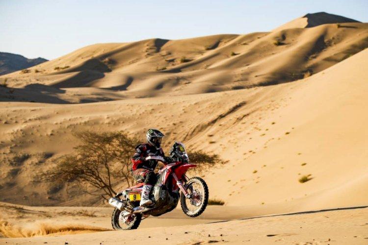 Boletim Dakar 2020 – Dia 1