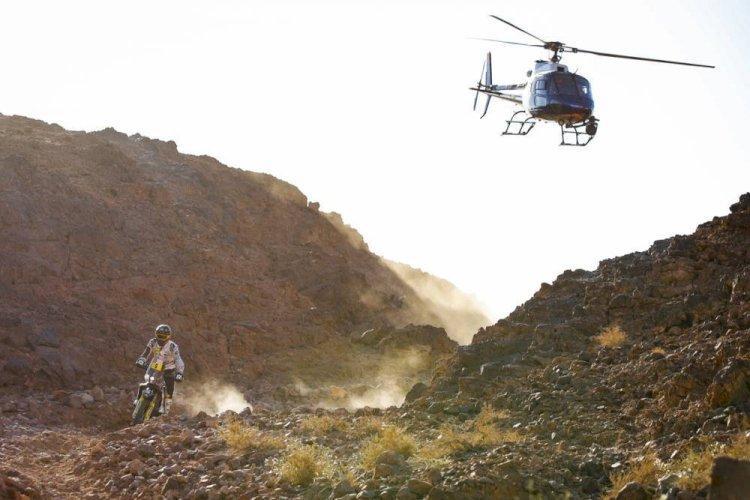 Boletim Dakar 2020 - Dia 2