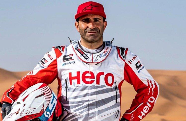 Dakar 2020: Piloto Paulo Gonçalves sofre grave acidente