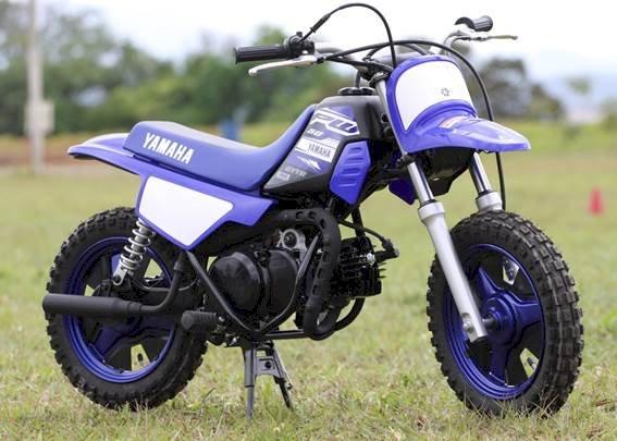 Yamaha PW50 chega ao Brasil