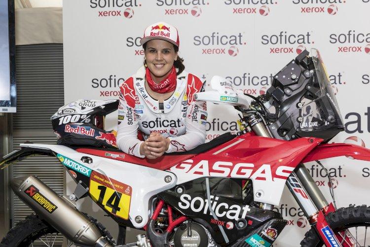 Laia Sanz avisa: não disputarei mais o Rally Dakar