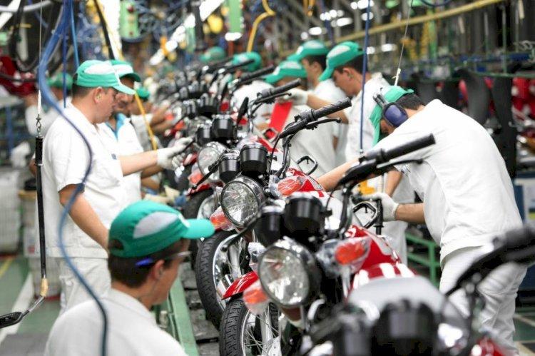Honda Motocicletas fechou o ano com bons resultados