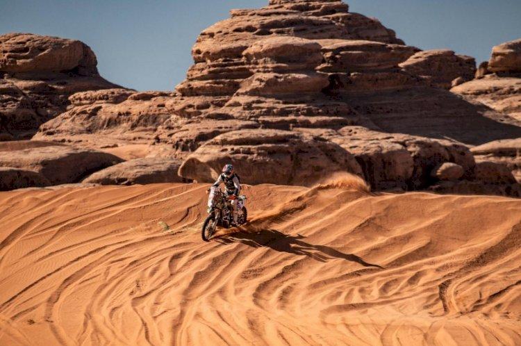 Lincoln Berrocal completa Rally Dakar aos 61 anos