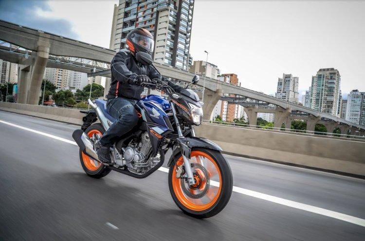 Honda CB250F TWISTER SE 2020