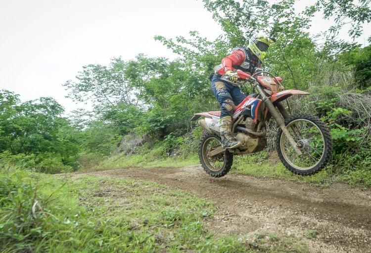 Dário Júlio lidera primeiro dia do Rally Cerapió 2020