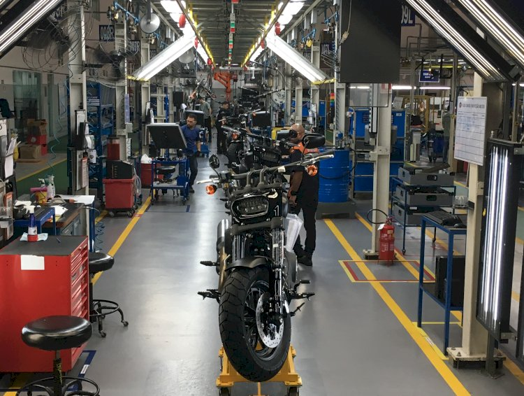 Harley-Davidson do Brasil cresce pelo terceiro ano consecutivo