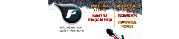 Pró Moto Street #14, Fevereiro 2020