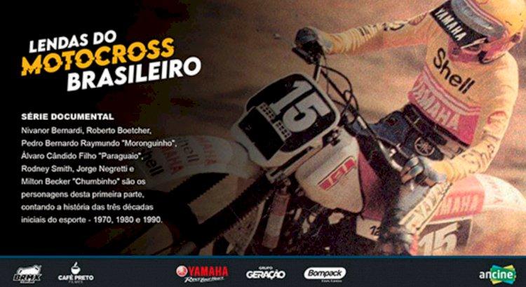 Lendas do Motocross Brasileiro