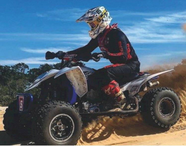 Kenda revela novo patrocínio para ATV