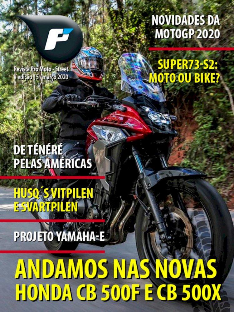 Pró Moto Street #15, Março 2020