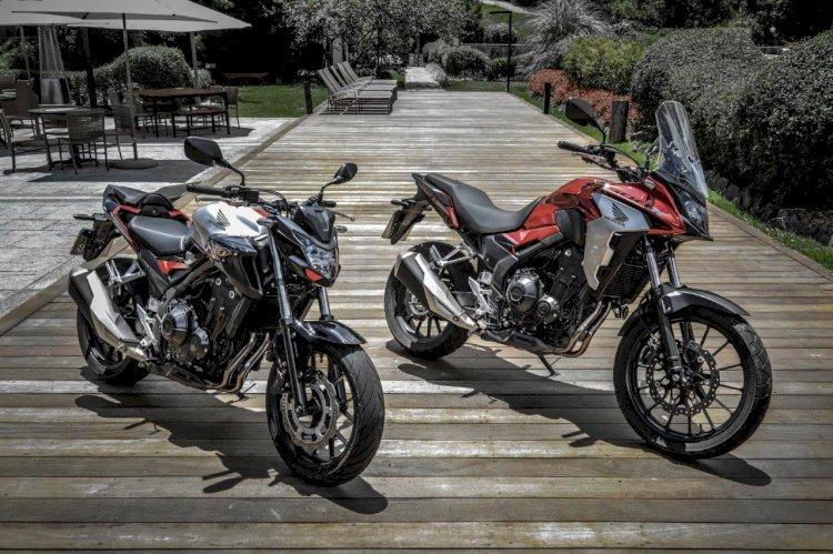 HONDA CB 500F e CB 500X
