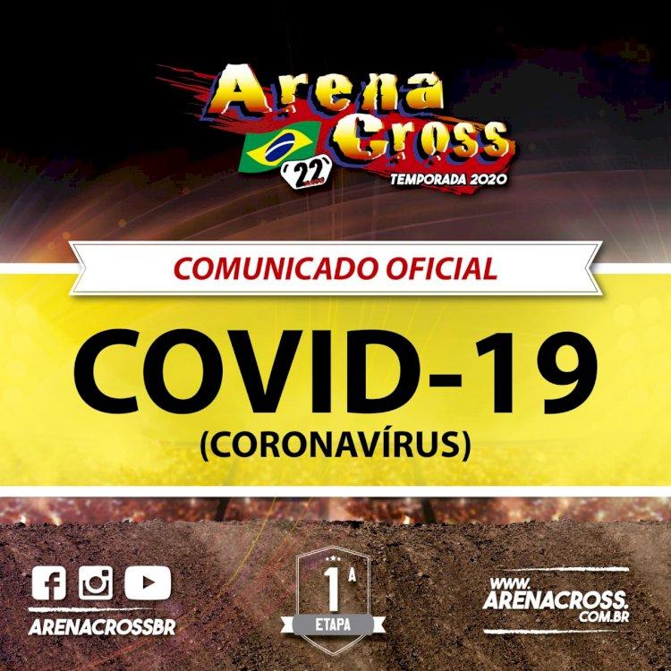 Arena Cross tem sua estreia adiada