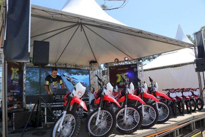 Ovelhama reúne 3.386 trilheiros de motos, quadris e UTVs
