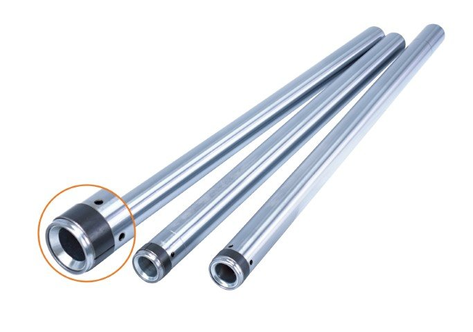 Marelli Cofap Aftermaket disponibiliza tubos internos de bengalas das suspensões dianteiras.